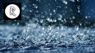 Refreshing rain - Dark Screen - cooling rain after a long hot summer afternoon - 11 hours -