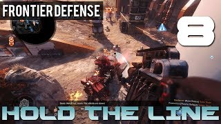 [8] Hold The Line (Let's Play Titanfall 2: Frontier Defense w/ GaLm and Goon)