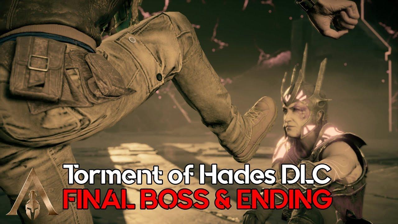 AC Odyssey - Torment of Hades DLC - Final Boss & Ending [PC MAX 1080p60]