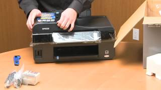 Epson WorkForce 435 All-in-One Printer | Unboxing