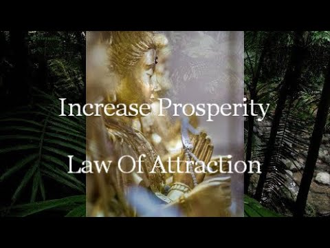 Increase Prosperity Law Of Attraction