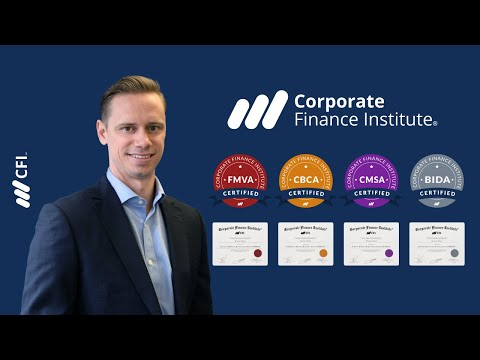 Welcome to Corporate Finance Institute® (CFI)