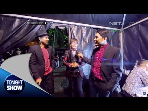 Vincent & Desta Mengintip Persiapan Para Host Ini Talkshow Goes To You Bandung
