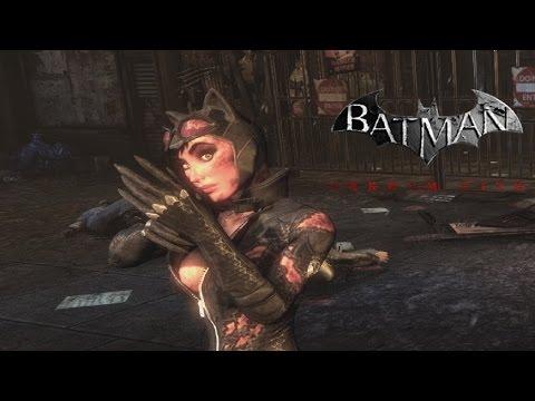 Batman: Arkham City Side Mission - Catwoman