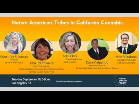 Native American Tribes And California Cannabis