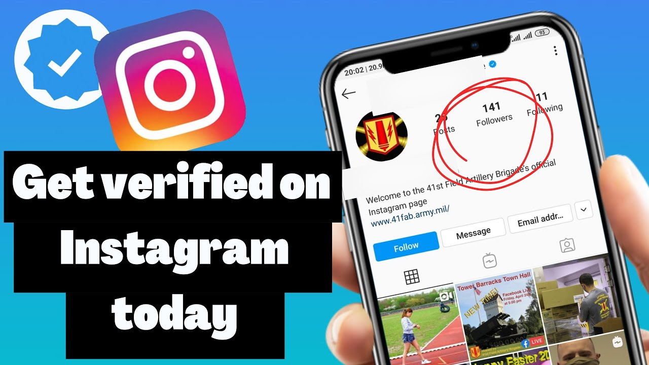 Get verified on Instagram in 2020✅ [100% success rate] [Less than 1000 followers]