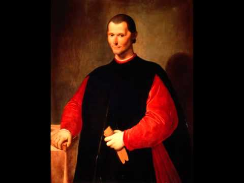 Difference between thomas hobbes and machiavelli