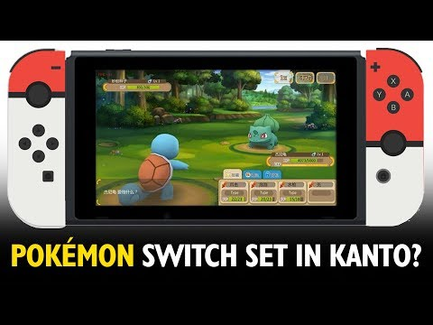 Download Youtube: Could the Nintendo Switch Pokémon game be set in Kanto? Let's Talk!