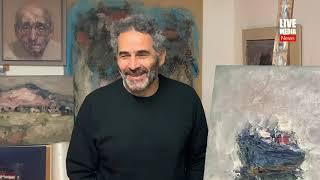 Ο ζωγράφος Θανάσης Μακρής μιλά για τη νέα του έκθεση στη γκαλερί Σκουφά