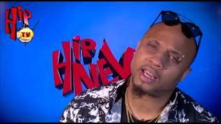 b red pays tribute to dj olu nigerian entertainment news