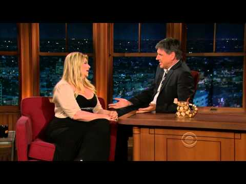 Late Late Show with Craig Ferguson 4/15/2010 Kirstie Alley, Sade