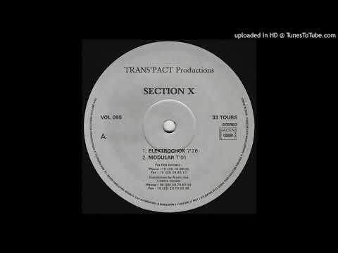 Section X - Modular