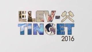 Elevtinget 2016 | Kick-off