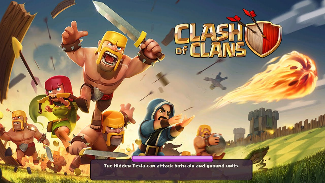 Скачать clash of clans на компьютер mac