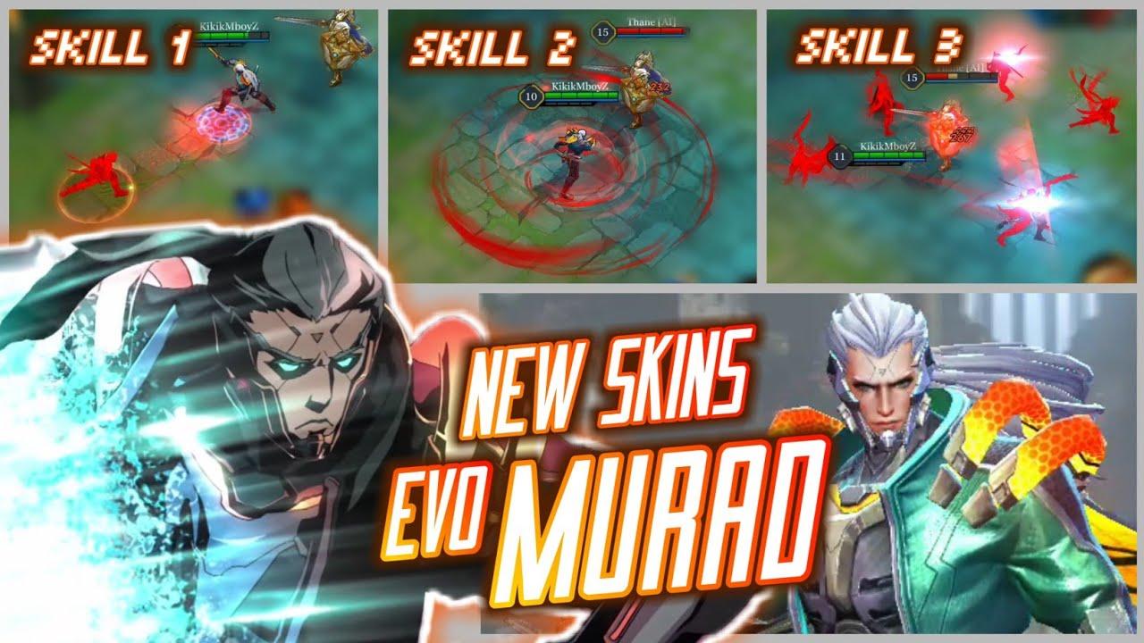 Effect Skill Nya Keren Evo Murad Arena Of Valor