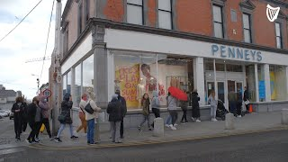 'I got lots of stuff for the kids' - Early morning queues as Penneys reopens appointment shopping