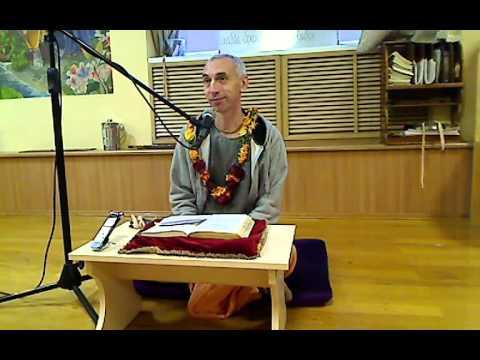 Шримад Бхагаватам 3.11.35 - Дамодара Пандит прабху