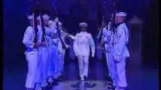 Orden cerrado armada americana