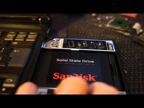 IBM ThinkPad T42 SUPERFAST 20 Second Boot!