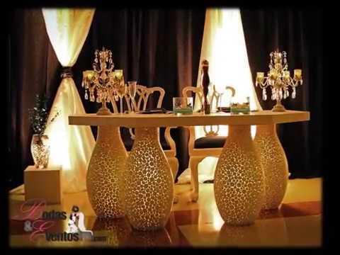 Sencillamente elegante decoraciones para bodas y quinces - Decoracion para bodas sencillas ...