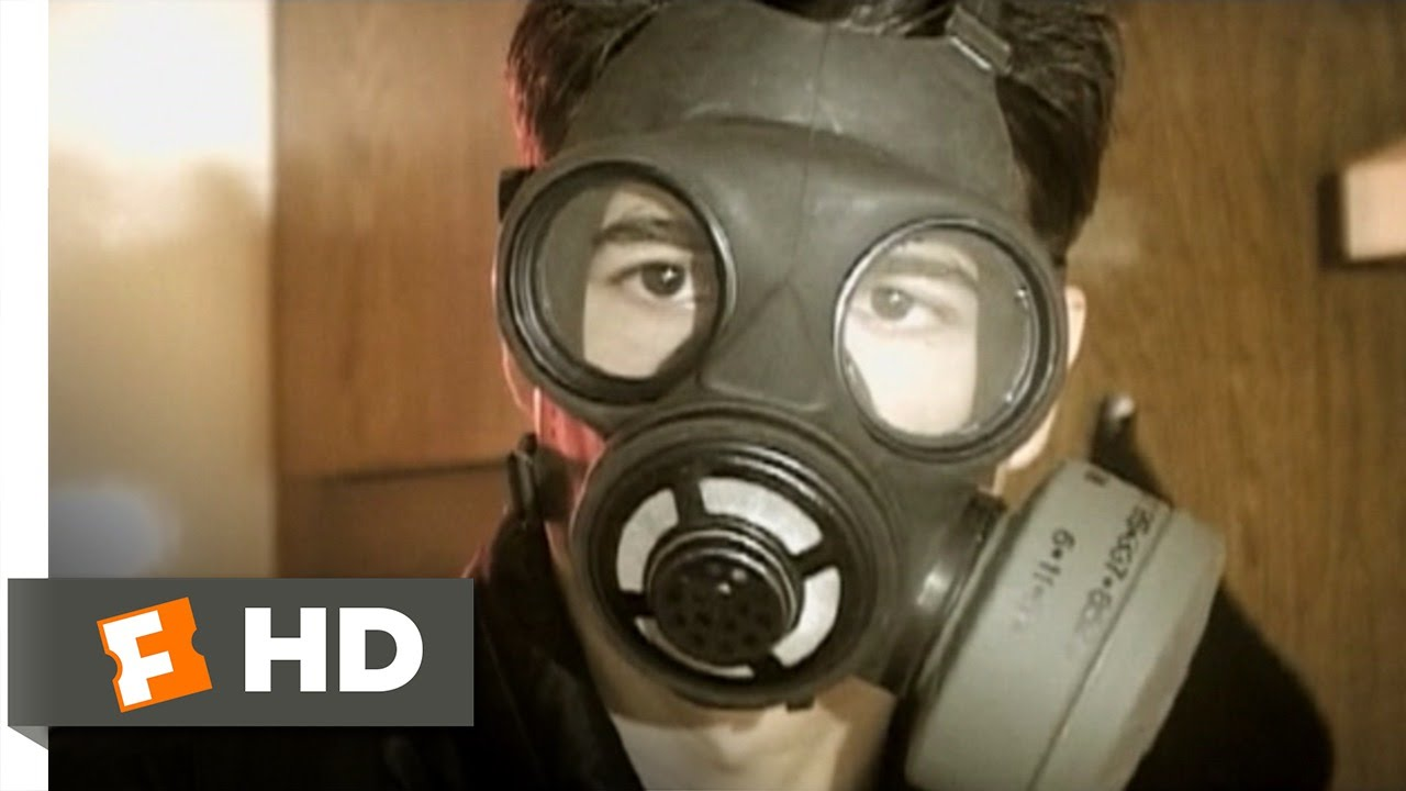 Zodiac killer mask / serial killers who inspired movies. Zodiac Killer (7/10) Movie CLIP - Gas Mask (2005) HD - YouTube