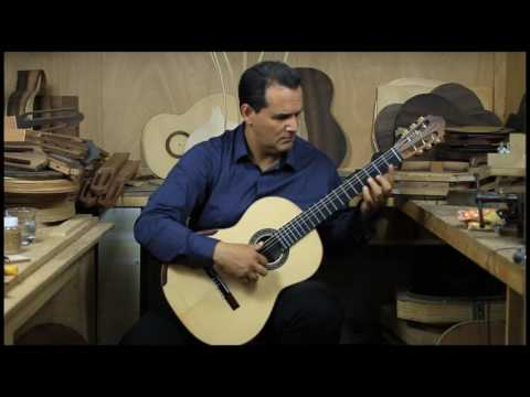 Polegario   Guitar Top 2016   Cello suite Prelude BWV 1007