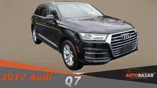 2017 Audi Q7 3.0 Quattro видео. Тест драйв Ауди Q7 2017 на Русском. Авто из США.(2017 Audi Q7 3.0 Premium Plus Video Review. Видео Ауди Ку 7 2017 на русском. Test Drive Audi Q7 3.0T Quattro 2017 на русском. купить ауди ку 7. Авто..., 2016-12-30T16:38:04.000Z)