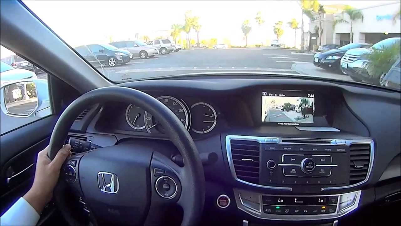 Honda Accord Transmission