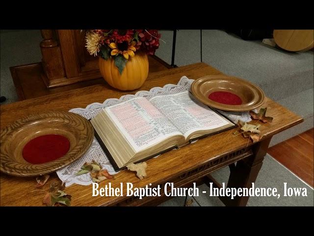 2018-01-14 Discipleship Training -