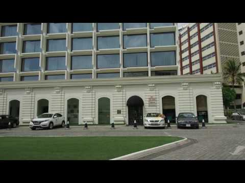 Kingsbury Hotel @ Colombo, Sri Lanka - DJI Osmo + Camera