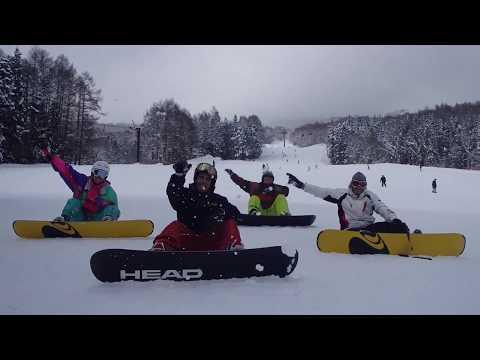Tokyo Gaijins Ski & Snowboarding Adventures
