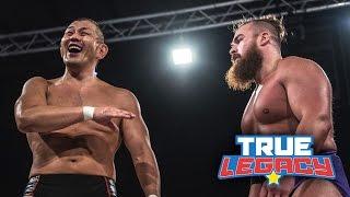 WCPW True Legacy #5: Minoru Suzuki vs. Joe Coffey II
