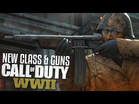 Resistance Event: New Class & Guns! (Call of Duty: WW2 Gameplay Stream)
