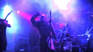 Gotland - Intro + Courage to Die - live @ Metal Alliance Fest 2012