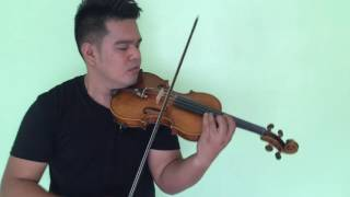 Love Theme from Cinema Paradiso - Violin Cover