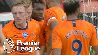 Sean Longstaff doubles Newcastle lead v. Bournemouth   Premier League   NBC Sports