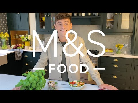Tom Daley's healthy eating inspiration | M&S FOOD