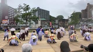 梅光学院大学よさこいダンス部 LUCIS 黒崎よさこい祭り 2019.5.19(日)