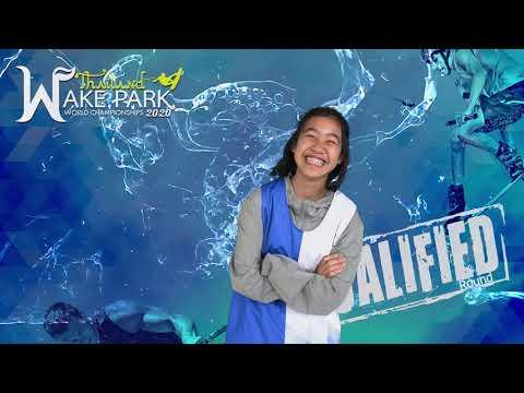 Pewara Uapipatanakul - Amateur Women Wakeboard