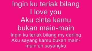 Download Adinda Band   Bukan main main   Official lyric video