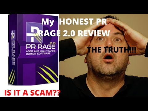 PR Rage 2.0 Review 2021-The Truth-Dont Buy the domain software without watching my testimonial+bonus