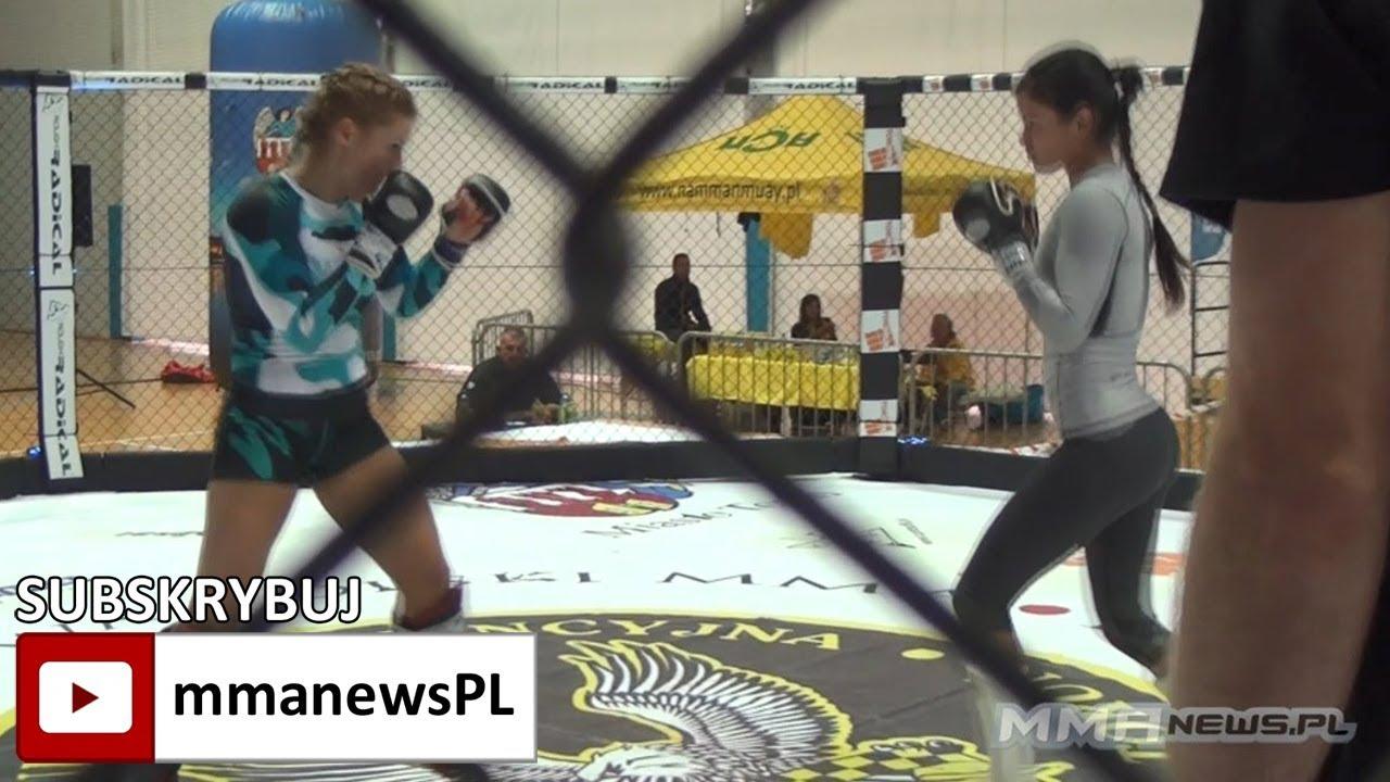 5-te MP Służb Mundurowych: Katarzyna Borowska vs Joanna Maj [Finał -59kg]