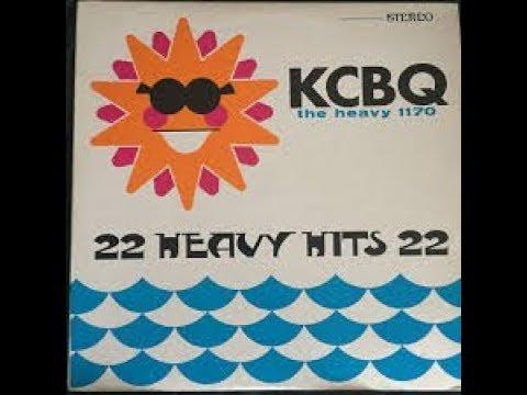 San Diego, CA. Radio-4/72-KCBQ & KGB