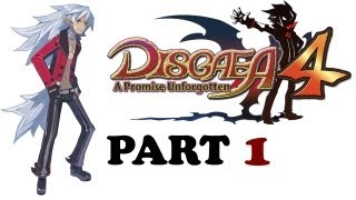 Disgaea 4 A Promise Unforgotten - Walkthrough Part 1