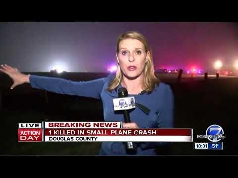 1 killed in small plane crash in Douglas County