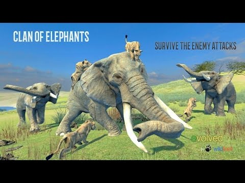 Clan of Elephant  By Wild Foot Games Action  Google PlaySuper HD Quality