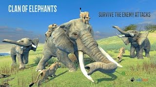 Clan of Elephant By Wild Foot Games Action Google Play