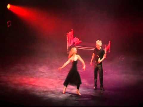 Alex Lodge 'VISION' March 5th Haymarket Theatre Basingstoke 2009