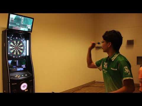 第二回北海道学生ソフトダーツ選手権大会池野vs水野 三位決定戦