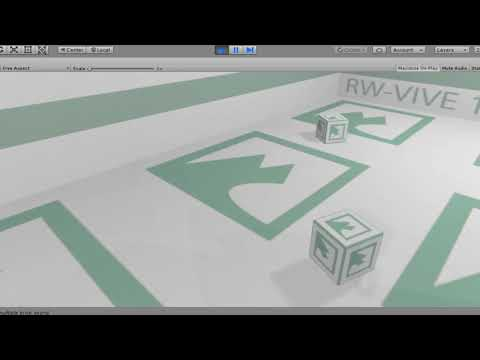 HTC Vive VR Demo 1 - Group Project